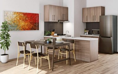 Kitchen Set HPL Inspirasi Ciptakan Dapur Impianmu