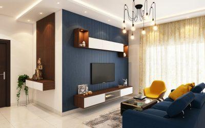 Dekorasi Rumah Minimalis ala HPL Pelangi, Inspirasi Rumah Tipe 36